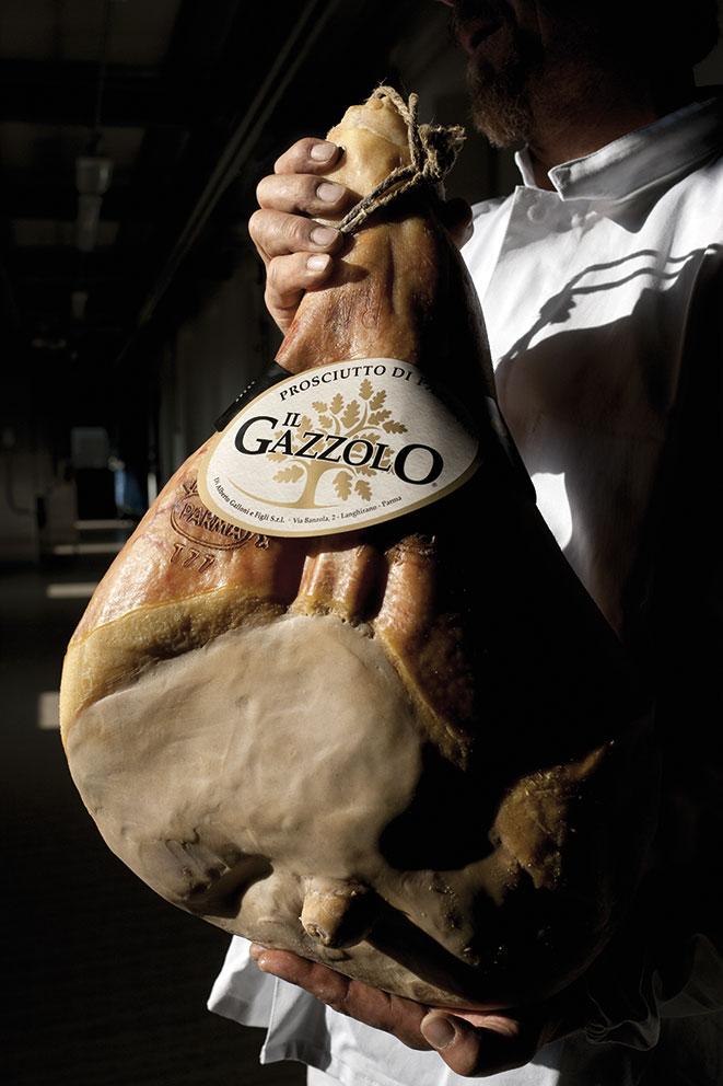 Prosciutto di Parma Il Gazzolo